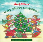 Surf Otters' Very Merry Christmas 0 9780689803802 068980380X