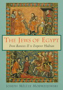 The Jews of Egypt 1st Edition 9780691015750 0691015759