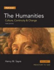 Humanities 3rd Edition 9780205973132 0205973132