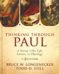 Thinking Through Paul 1st Edition 9780310330868 0310330866