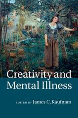 Creativity and Mental Illness 1st Edition 9781107021693 1107021693
