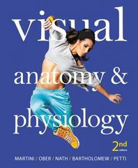 Visual Anatomy & Physiology 2nd Edition 9780321918949 0321918940