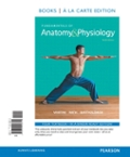 Fundamentals of Anatomy  Physiology, Books a la Carte Plus MasteringAP with eText --- Access Card Package