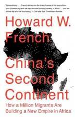 China's Second Continent 1st Edition 9780307946652 0307946657
