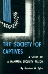 Society of Captives 1st Edition 9780691093369 0691093369