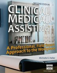 Clinical Medical Assisting 2nd Edition 9781305110861 1305110862