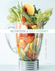 Nutrition and Diet Therapy 9th Edition 9781305110403 1305110404