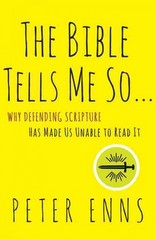 For the Bible Tells Me So ... 1st Edition 9780062272027 0062272020