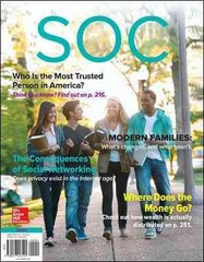 SOC 2014 Updated 3rd Edition 9780077443191 0077443195