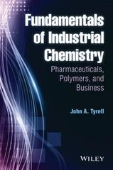 Fundamentals of Industrial Chemistry 1st Edition 9781118617564 1118617568