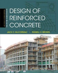 Design of Reinforced Concrete 10th Edition 9781118879108 1118879104