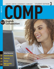 COMP 3 (with CourseMate, 1 term (6 months) Printed Access Card) 3rd Edition 9781305112803 1305112806