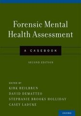 Forensic Mental Health Assessment 2nd Edition 9780199941551 0199941556