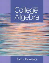 College Algebra Plus NEW MyMathLab -- Access Card Package 3rd Edition 9780321917409 0321917405
