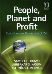 People, Planet and Profit 1st Edition 9781317082606 1317082605
