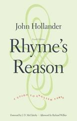 Rhyme's Reason 4th Edition 9780300206296 0300206291