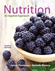 Nutrition 4th Edition 9780321908742 0321908740