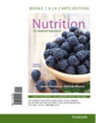 Nutrition 4th Edition 9780321949042 0321949048