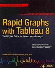 Rapid Graphs with Tableau 8 1st Edition 9781430267379 1430267372