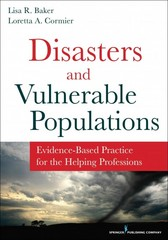 Disasters and Vulnerable Populations 1st Edition 9780826198457 0826198457