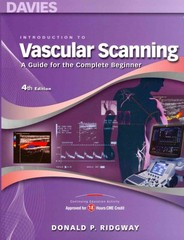 Introduction to Vascular Scanning 4th Edition 9780941022835 0941022838