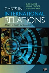 Cases in International Relations 1st Edition 9781608712472 1608712478
