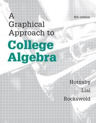 A Graphical Approach to College Algebra  Plus NEW MyMathLab -- Access Card Package 6th Edition 9780321909817 032190981X