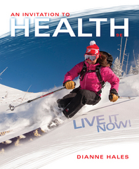 An Invitation to Health 9th Edition 9781305113565 130511356X