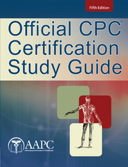 Official CPC Certification Study Guide 5th Edition 9781285734583 1285734580
