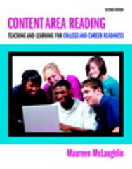 Content Area Reading 2nd Edition 9780133520903 0133520900