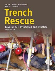 Trench Rescue 3rd Edition 9781449642105 1449642101