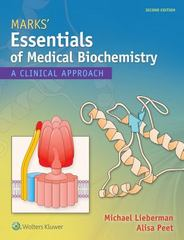 Marks' Essentials of Medical Biochemistry 2nd Edition 9781451190069 1451190069