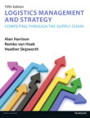 Logistics Management and Strategy 5th edition 5th Edition 9781292004150 1292004150