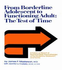From Borderline Adolescent to Functioning Adult 1st Edition 9781138009394 1138009393