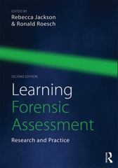 Learning Forensic Assessment 2nd Edition 9781138776197 113877619X