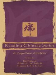 Reading Chinese Script 1st Edition 9781138002708 1138002704