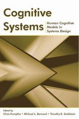 Cognitive Systems 1st Edition 9781138004122 113800412X