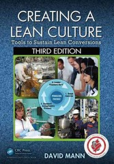 Creating a Lean Culture 3rd Edition 9781482243239 1482243237