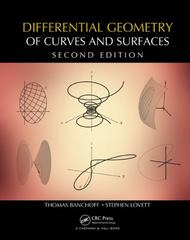 Differential Geometry of Curves and Surfaces 1st edition 9780132125895 0132125897