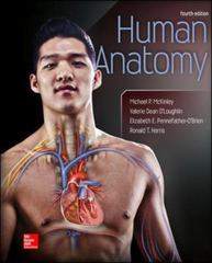 Human Anatomy 4th Edition 9780073525730 0073525731
