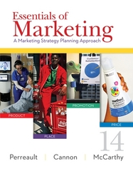 Essentials of Marketing 14th Edition 9780077861049 0077861043