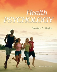 Health Psychology 9th Edition 9780078123467 0078123461