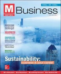 M: Business 4th Edition 9780078023156 0078023157