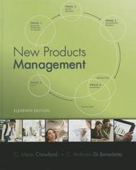 New Products Management 11th Edition 9780078029042 007802904X