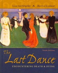 The Last Dance 10th Edition 9780078035463 0078035465