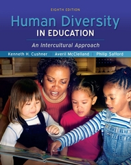 Human Diversity in Education 8th Edition 9780078110337 0078110335