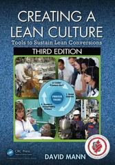 Creating a Lean Culture 3rd Edition 9781482243253 1482243253