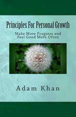Principles for Personal Growth 1st Edition 9780962465697 0962465690