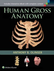 Human Gross Anatomy 1st Edition 9781451187403 1451187408