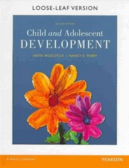 Child and Adolescent Development 2nd Edition 9780133550498 0133550494